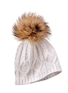 kitz knit hat neutrals
