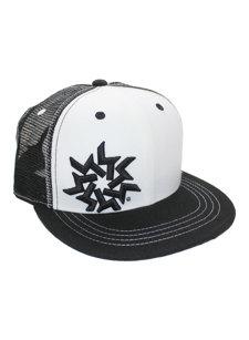 keystone mesh white hat