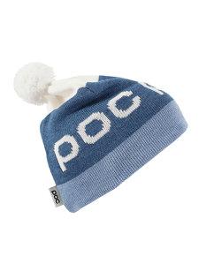 stripe pom hat