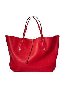 sydney leather tote
