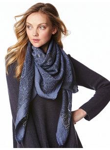 natalia denim scarf