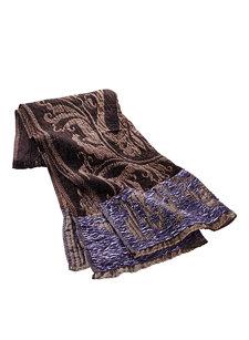 lyra scarf brown
