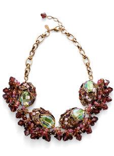 marissa amethyst necklace
