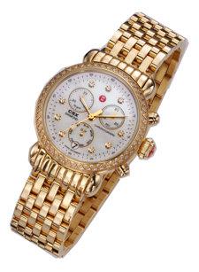 csx-36 gold, diamond dial watch