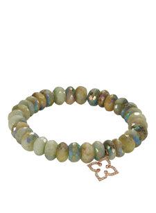 aqua star bracelet