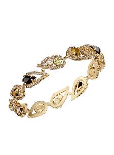 paisley diamond bracelet