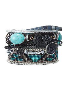 carbone aztec bracelet