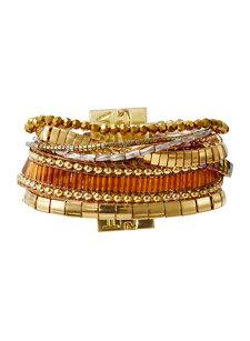 solar 3 pierres bracelet