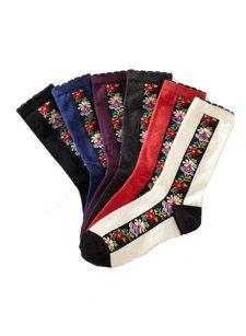 lech stripe socks