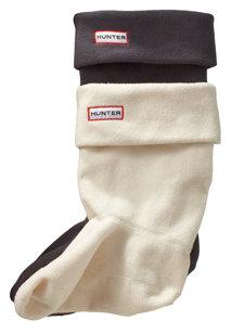 welly fleece sock