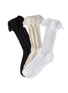 mountain lace sock