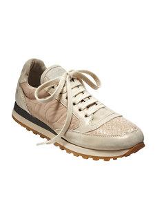 look 9 sparkle toe sneaker