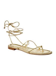 bradshaw gold sandal