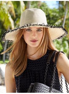 batutara fringe hat