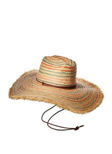 laila stripe hat