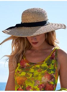 iris garden hat