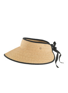 mita raffia braid hat
