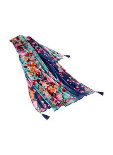 juliette floral scarf