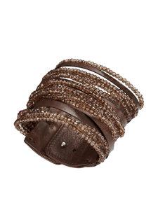 roma wrap quartz bracelet