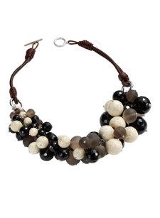 sera mix bead necklace