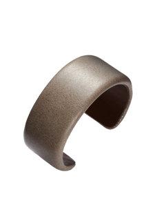 seta thin leather military bracelet
