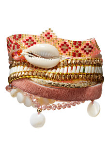 borabora pink bracelet
