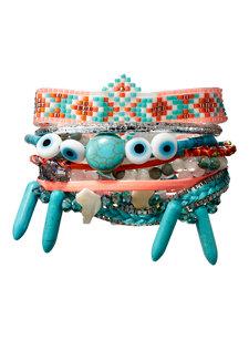 maupiti aqua bracelet