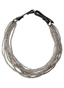 look 17 quartz necklace