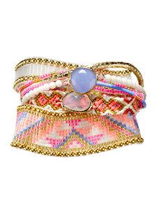 camelia pink bracelet