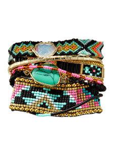 dalhia turquoise bracelet