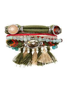 helena olive bracelet
