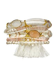 pandore white bracelet
