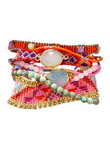 rosie pink bracelet