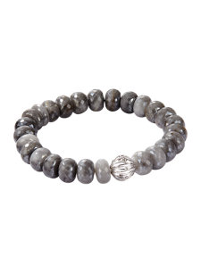 silverite ball bracelet
