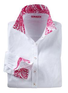 gaby lace collar shirt