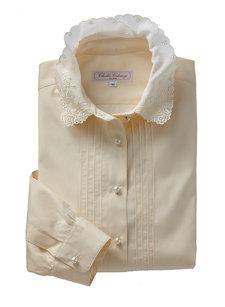 clemence shirt cream