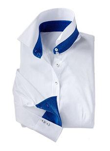 alexa contrast shirt