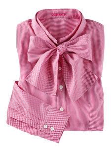 gabriella bow shirt