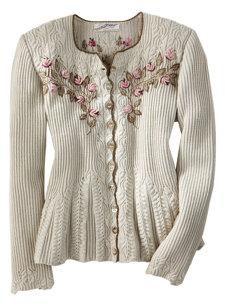 spitze sweater
