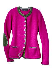zella sweater berry