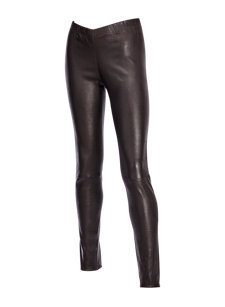 iliana nappa leather legging