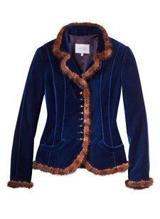 anni mink jacket