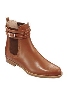 chelsea cognac boot