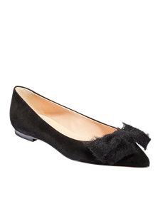 jasmine suede ballet shoe