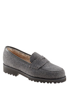 gstaad loden loafer