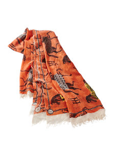horse guard scarf