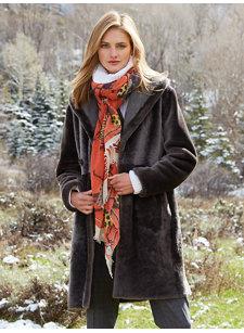 moritz reversible coat
