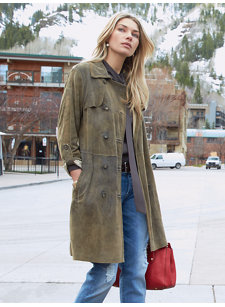 lady trench