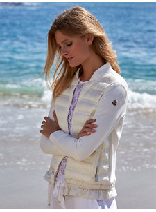 maglia ruffle sweater