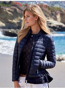 diantha ruffle jacket